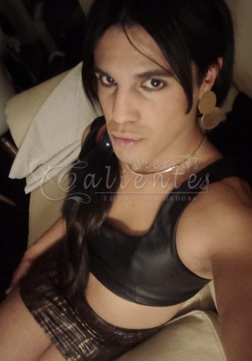 Escort Karen Trans en Patio Olmos Sierrascalientes 01